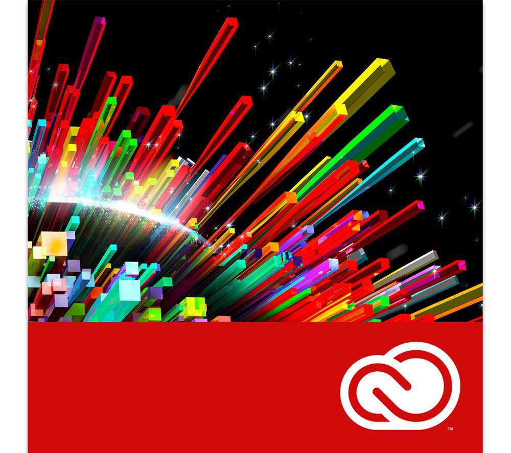 ADOBE Creative Cloud 12-Month Membership + eLearning - Photoshop