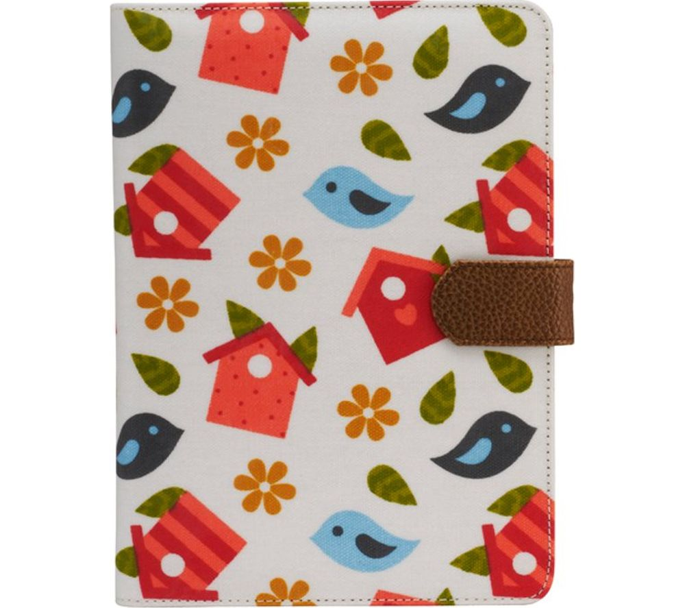 "Image of Goji GF7TC13 7"" Universal Tablet Case - Birdhouse"