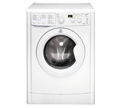 INDESIT IWDD7123 Washer Dryer - White