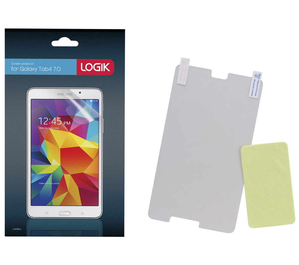 "Logik Samsung Galaxy Tab 4 7"" Screen Protector"