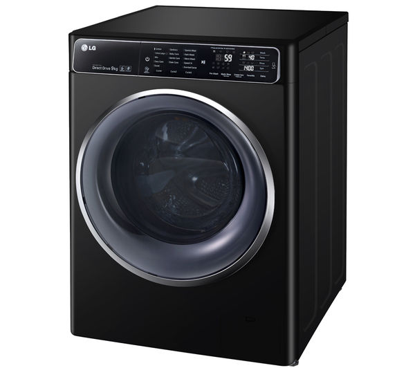 Lg Dryer Year Of Manufacture ~ Buy lg f u fcn washing machine black free delivery