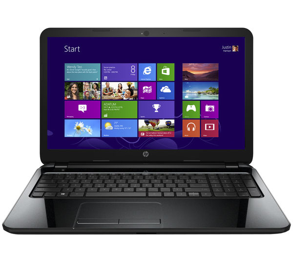 Hp 15g092sa Refurbished 15.6 Laptop  Black Black