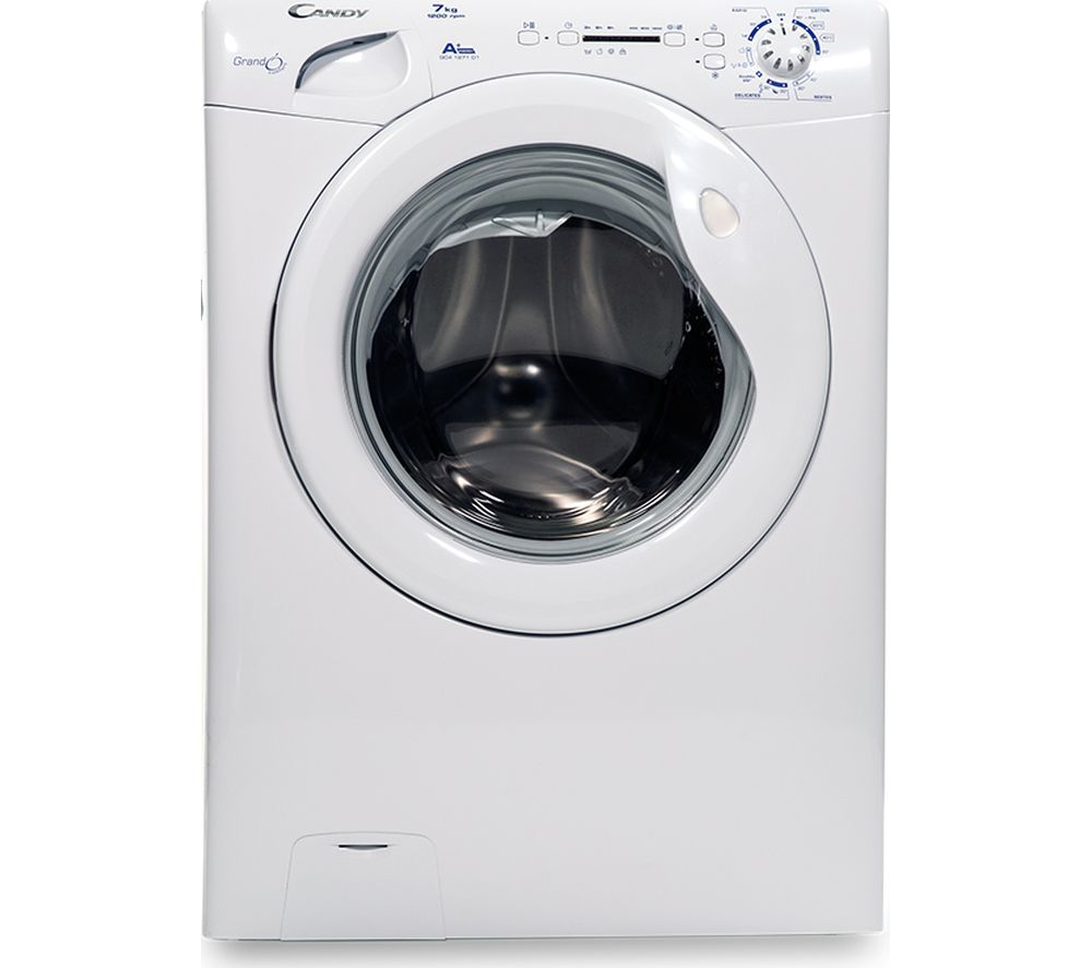 CANDY GC41271D1 Washing Machine - White