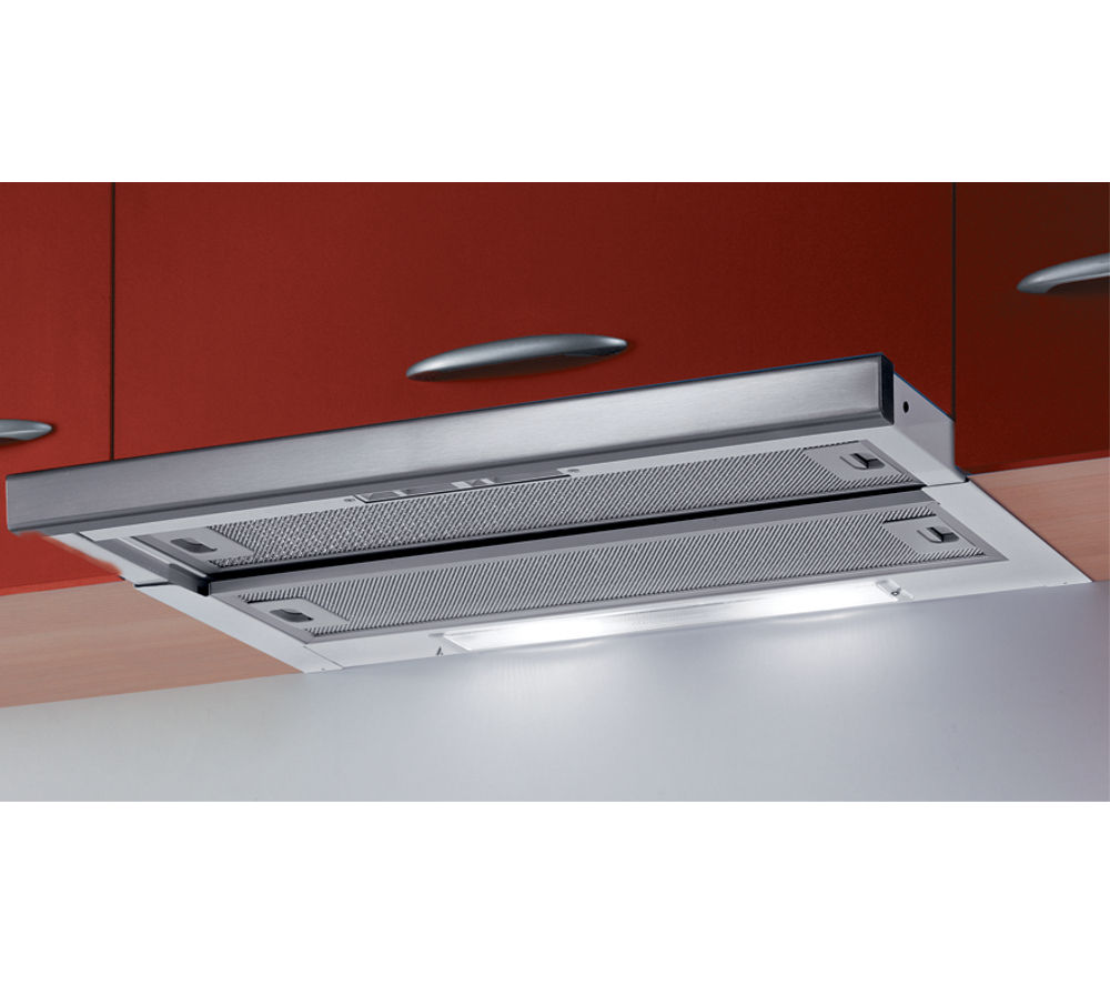 BAUMATIC TEL06SS Telescopic Cooker Hood - Stainless Steel