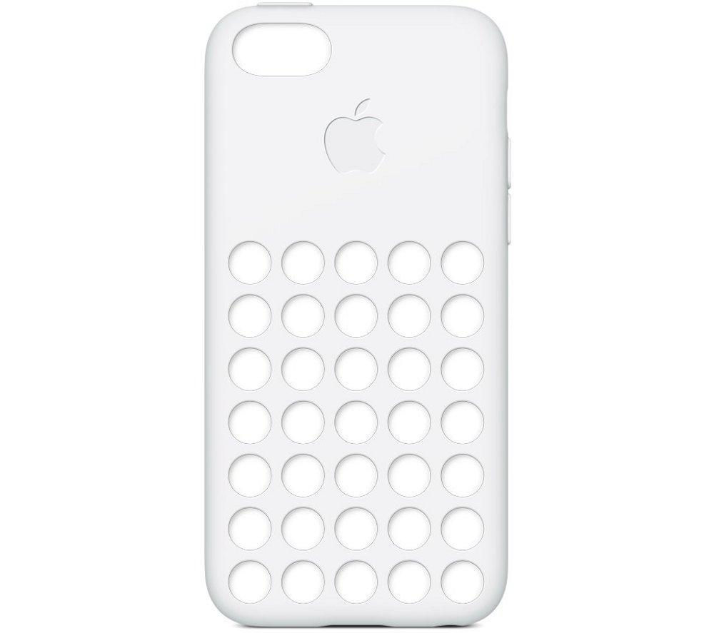 APPLE iPhone 5c Case - White Deals | PC World