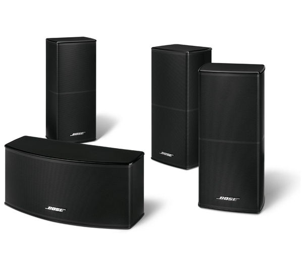 buy bose cinemate 520 5 1 home cinema system free delivery currys. Black Bedroom Furniture Sets. Home Design Ideas