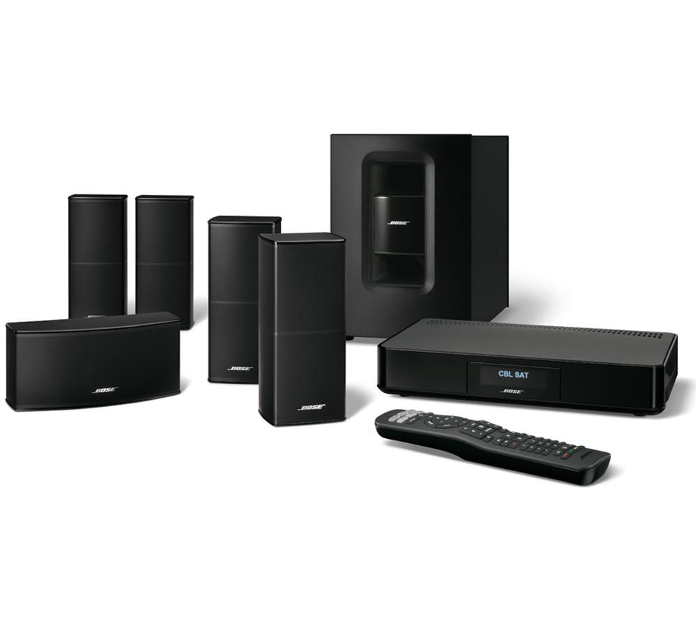 Image of BOSE Cinemate 520 5.1 Home Cinema System