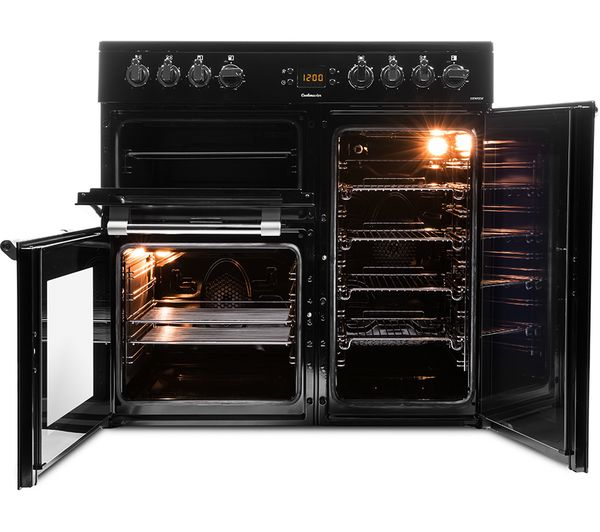 Buy Leisure Cookmaster Ck90c230k Electric Ceramic Range