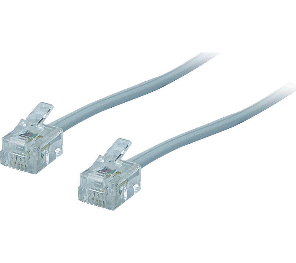 ADVENT ARJ112M15 RJ11 Cable - 2 m