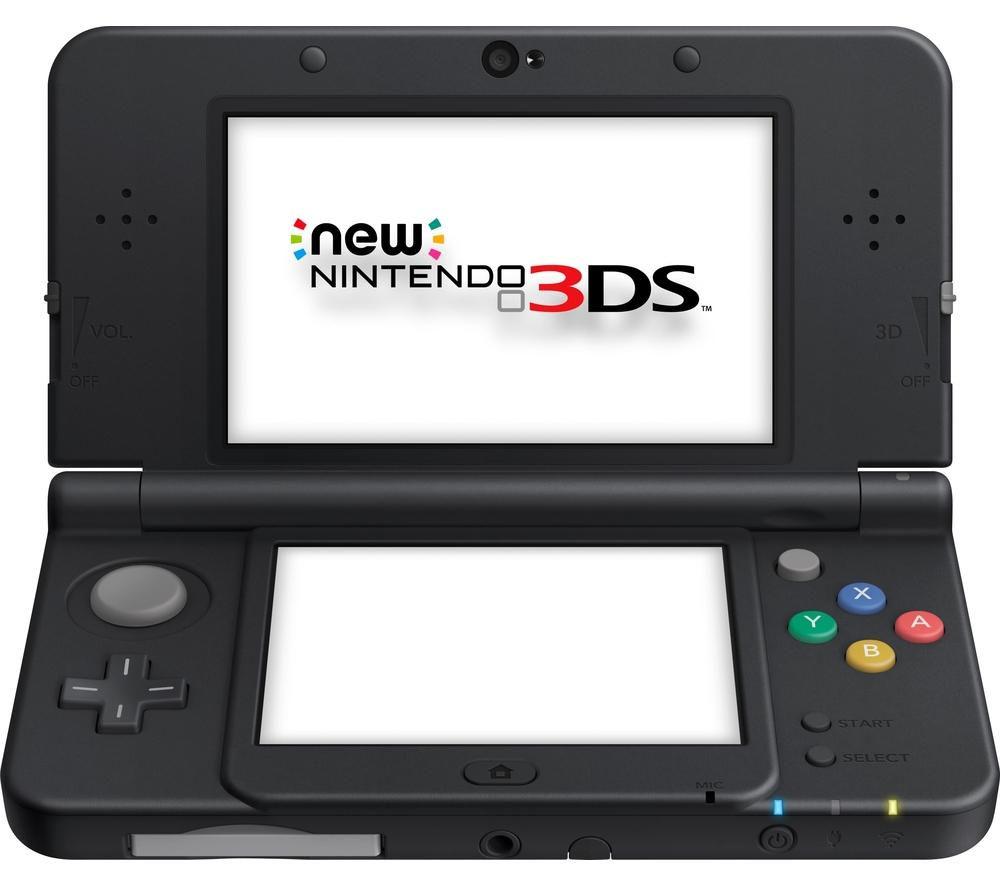 NINTENDO 3DS - Black