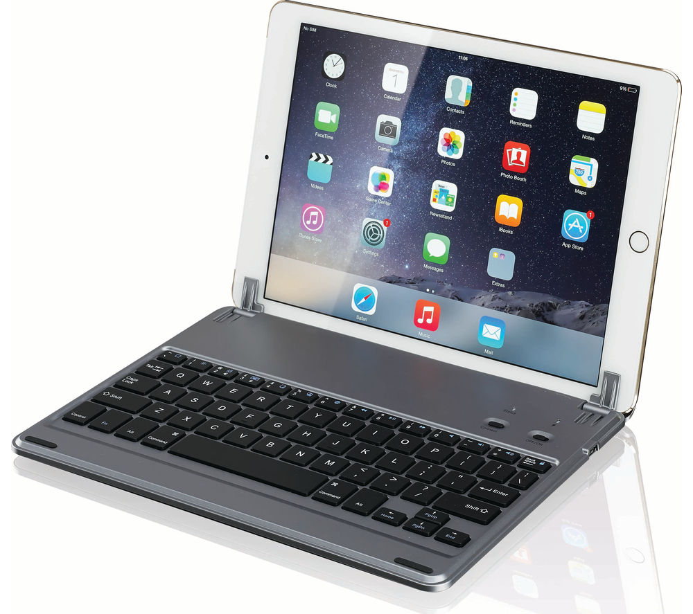 IWANTIT IAKBCGRY15 iPad Air Case - Grey