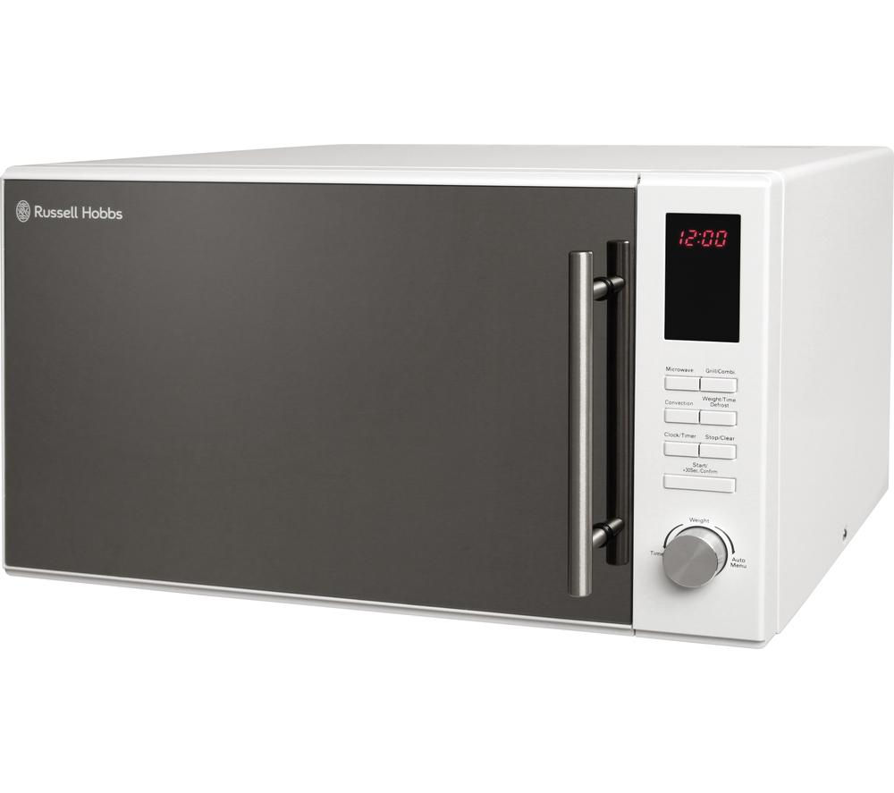 RUSSELL HOBBS RHM3003 Combination Microwave - White