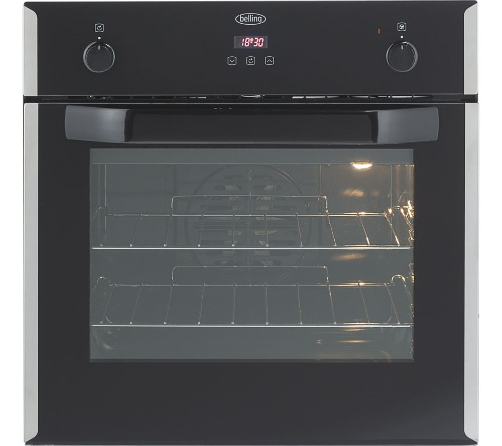 BELLING  Bi60EFR Electric Oven  Stainless Steel Stainless Steel