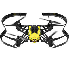 Parrot PF723300 Airborne Cargo Travis Mini Drone (Yellow)