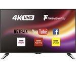 """JVC LT-49C860 49"""" 4K LED HDTV"""