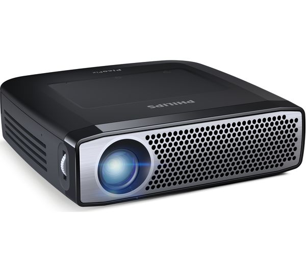 Buy philips picopix ppx4935 long throw hd ready portable for Hd handheld projector