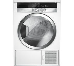 GRUNDIG GTN38110GCW Condenser Tumble Dryer - White