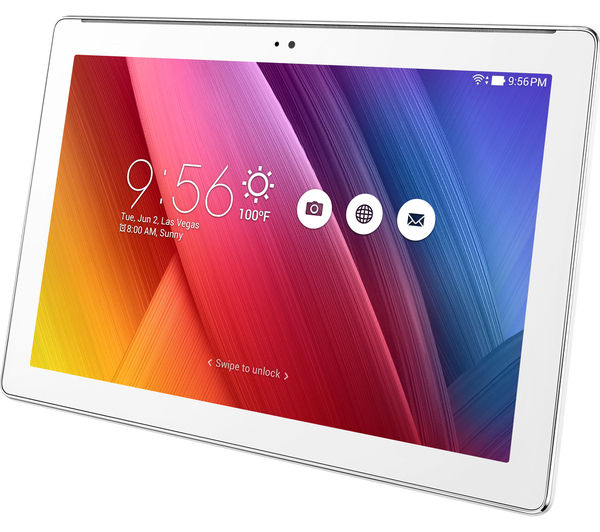 "Image of ASUS ZenPad Z300M 10.1"" Tablet - 16 GB, White"