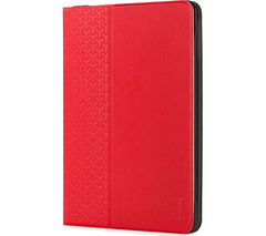 "TARGUS EverVu iPad Pro 9.7"" & iPad Air Case - Red"