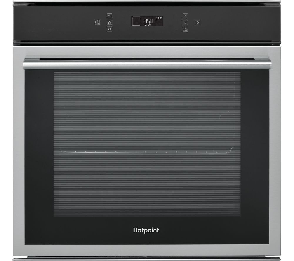 HOTPOINT  Class 6 SI6 874 SC IX Electric Oven  Stainless Steel Stainless Steel