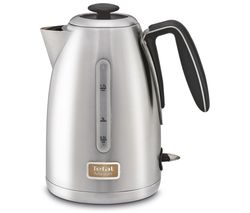 TEFAL Maison KI2608UK Jug Kettle - Stainless Steel & Chalkboard Black