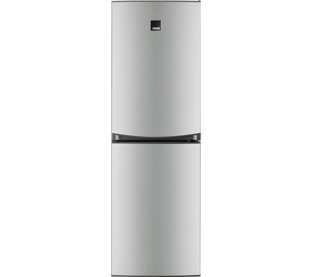 ZANUSSI  ZRB35424XA Fridge Freezer  Stainless Steel Stainless Steel