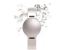MISFIT Speedo Shine 2 Swimmer's Edition - Silver, Universal