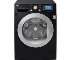 LG FH495BDN8 Smart Washing Machine - Black