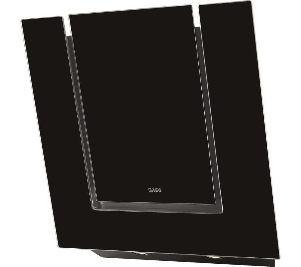 AEG  X65165BV10 Chimney Cooker Hood  Black Black
