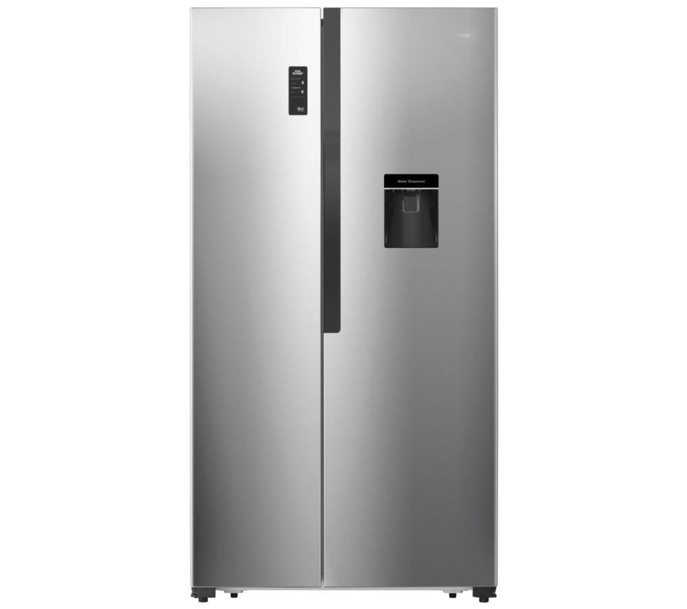 buy logik lsbsdx17 american style fridge freezer innox. Black Bedroom Furniture Sets. Home Design Ideas