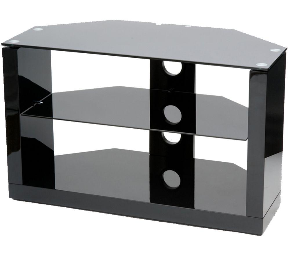 VIVANCO  M800B TV Stand  Black Black