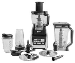 Nutri Ninja BL682UK2 Food Processor - Black & Silver