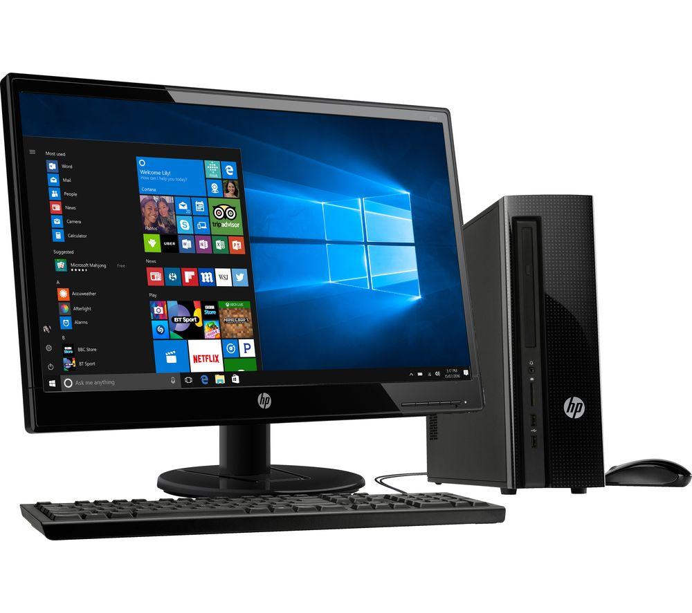 Buy HP 260 A104na Desktop PC Amp 22KD Full HD 215 LED