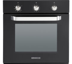 KENWOOD KS100G Gas Oven - Black