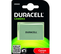 DURACELL DR9945 Lithium-ion Rechargeable Camera Battery