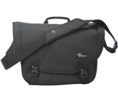LOWEPRO Passport Messenger Compact System Camera Bag - Black