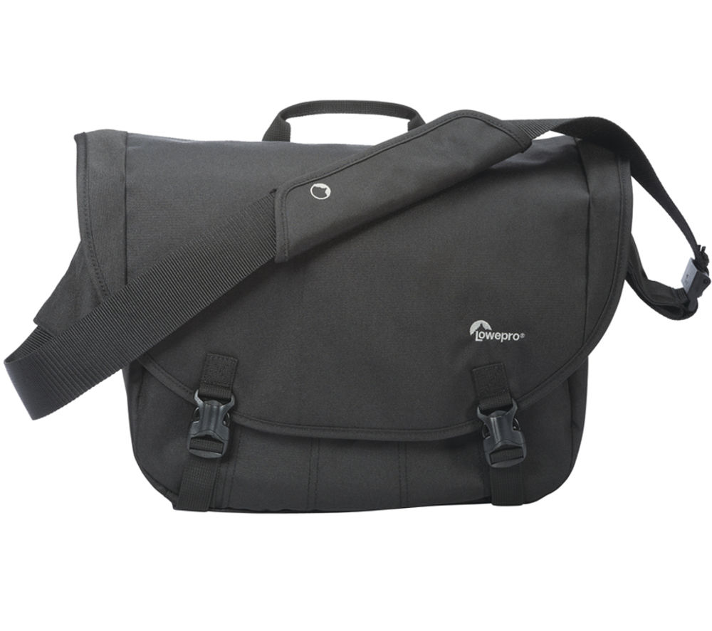 LOWEPRO Passport Messenger Compact System Camera Bag - Black