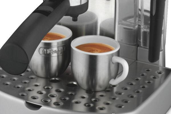 delonghi ec330 espresso machine stainless steel
