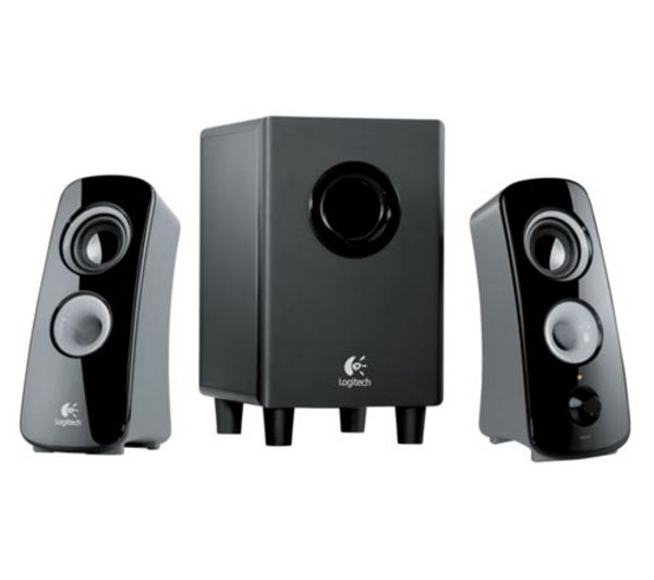 Logitech 980-000355 2.1-Ch.Computer Speakers