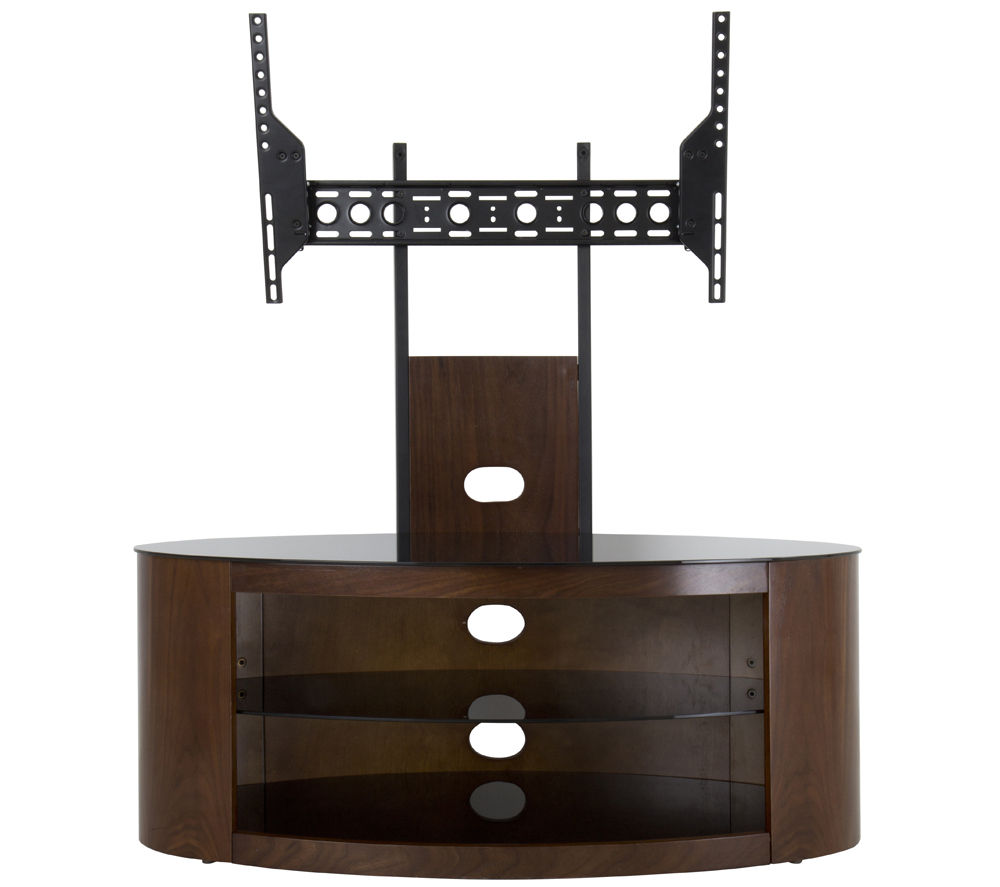 buy avf buckingham  tv stand with bracket  free delivery  currys - avf buckingham  tv stand with bracket