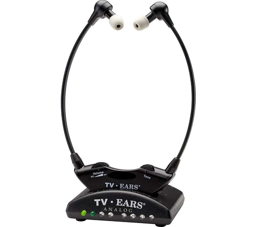TV Ears 5.0 Wireless Headphones