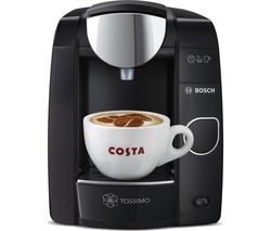 BOSCH Tassimo Joy TAS4502GB Hot Drinks Machine - Black