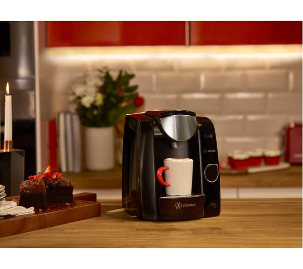 buy tassimo by bosch joy tas4502gb hot drinks machine black costa cappuccino t discs pack. Black Bedroom Furniture Sets. Home Design Ideas