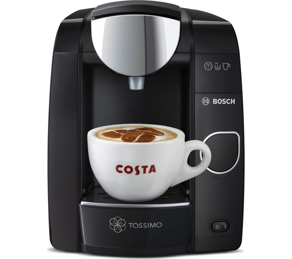 BOSCH  Tassimo Joy TAS4502GB Hot Drinks Machine  Black Black