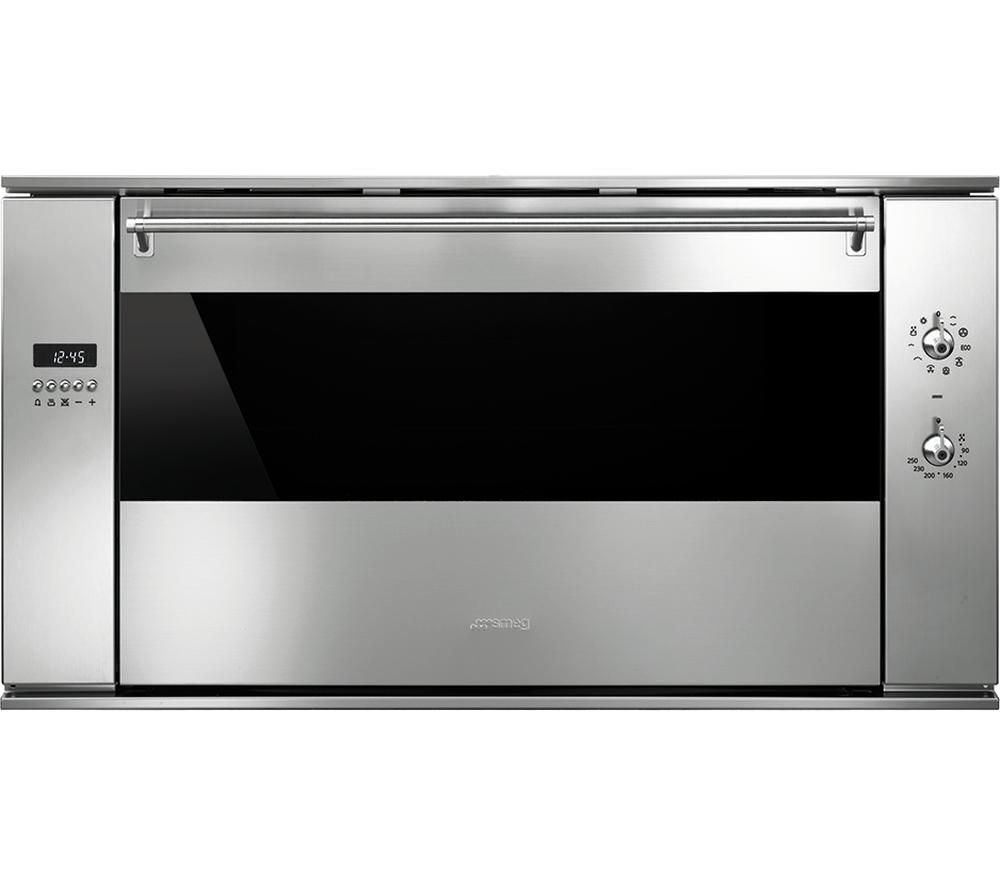 Image of Smeg SF9310XR Electric Oven - Stainless Steel, Stainless Steel
