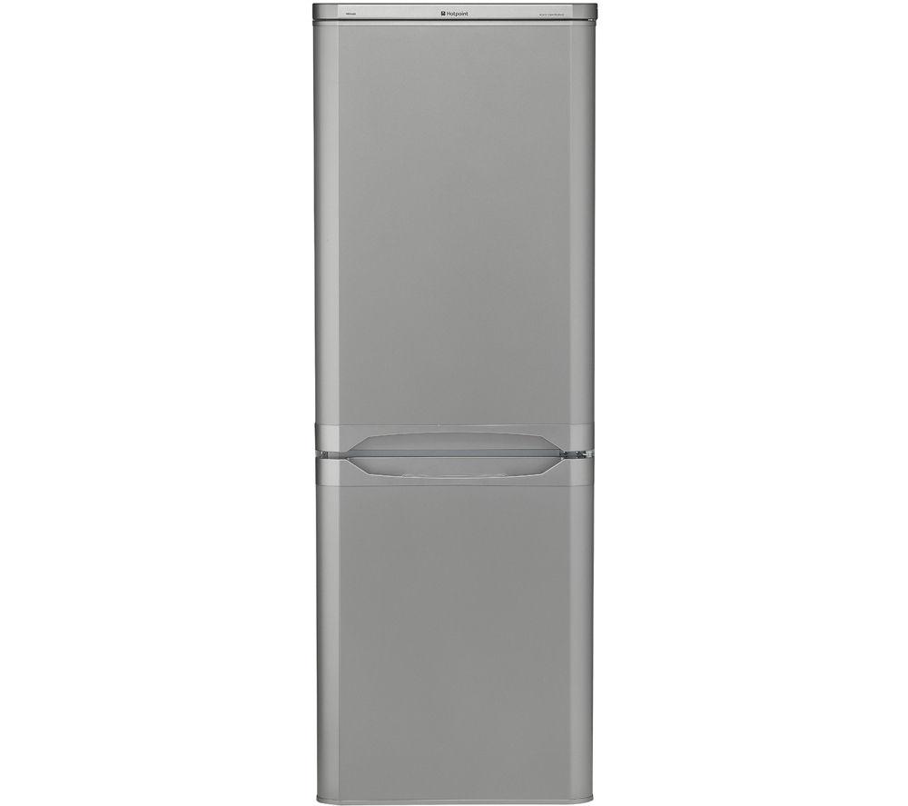 HOTPOINT  NRFAA50S Fridge Freezer  Silver Silver
