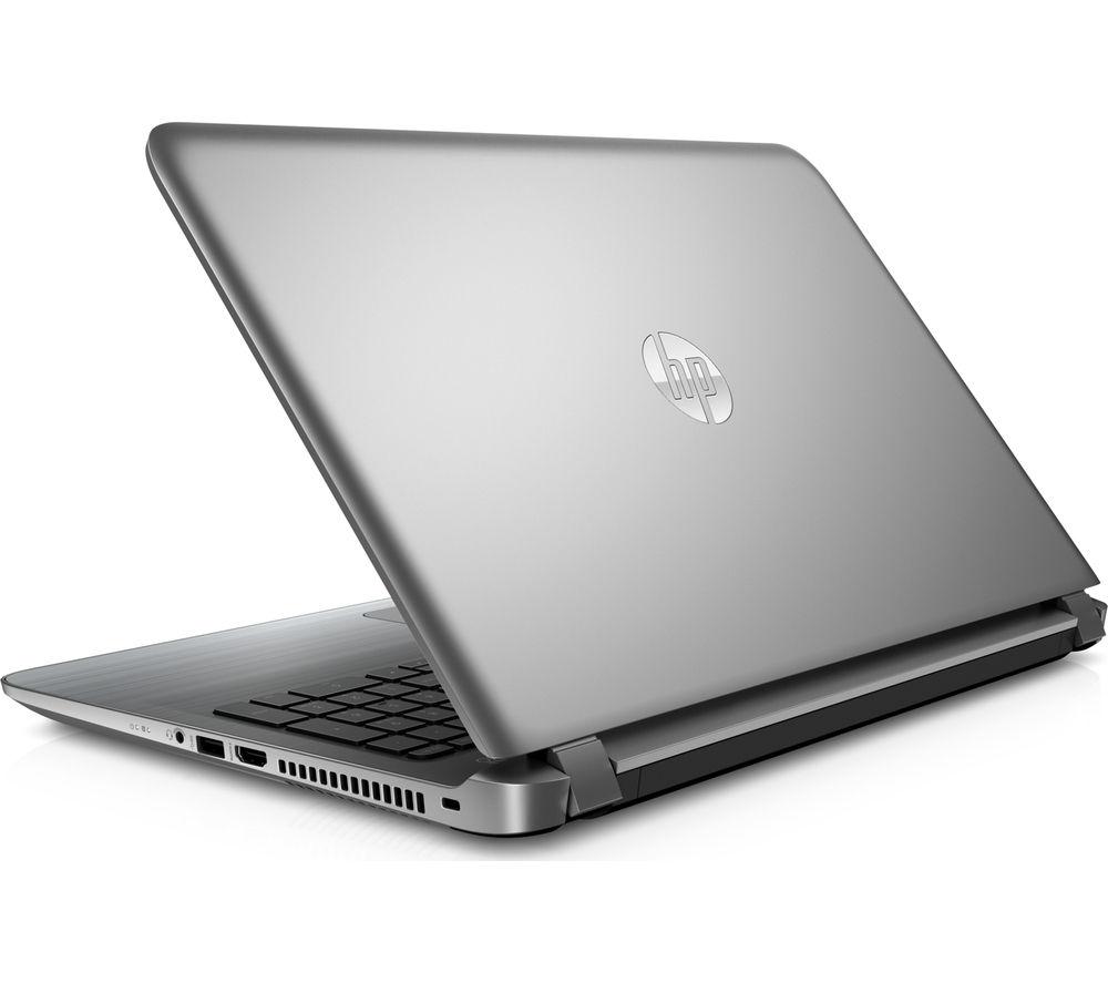 HP Pavilion 15p264na 15.6 Laptop  Silver Silver