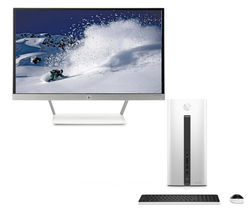 HP Pavilion 550-153na Desktop PC - Exclusive White