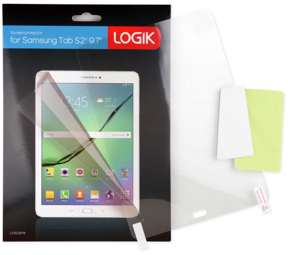 """LOGIK Samsung Galaxy Tab S2 9.7"""" Screen Protector"""