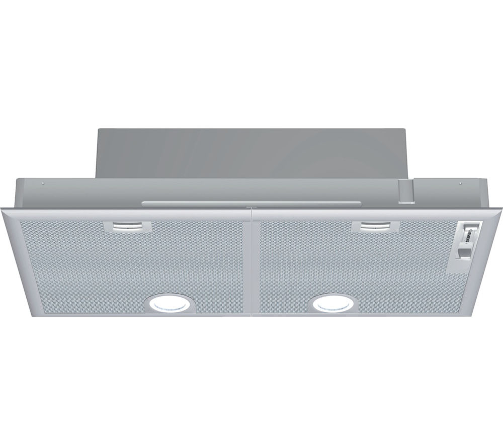 SIEMENS LB75564GB Canopy Cooker Hood - Silver